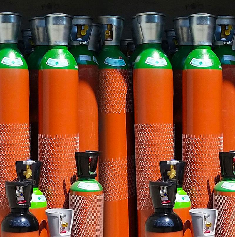 Exogas, azienda leader nella vendita e distribuzione di gas compressi